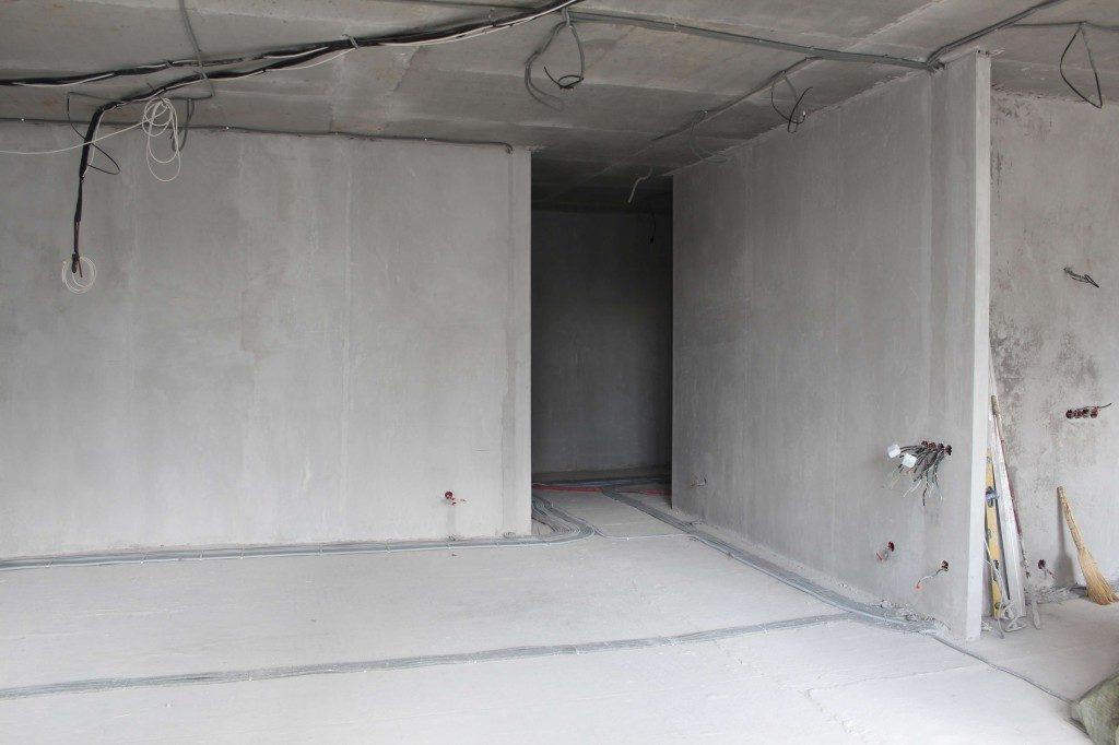 Делаем ремонт в квартире новостройке видео