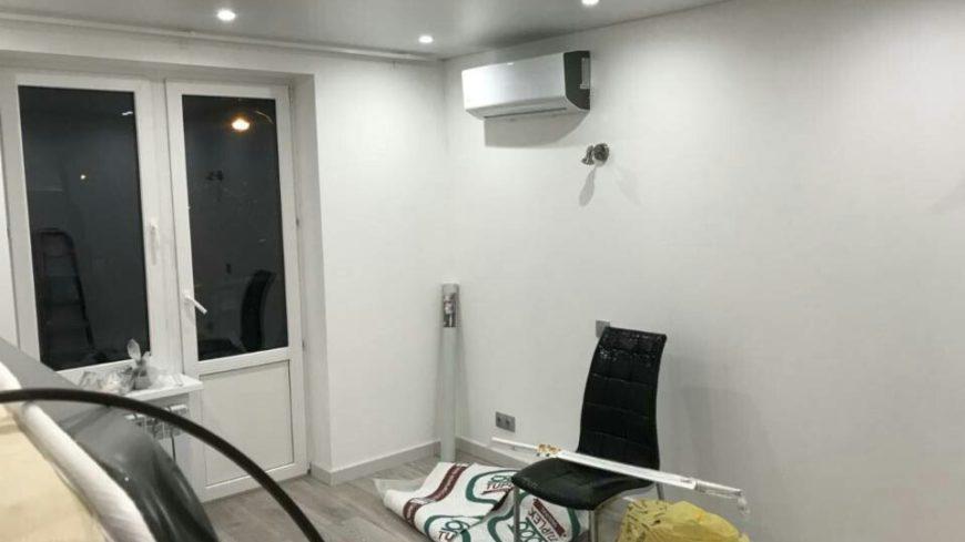 3 ремонт квартиры в Москве на Халтуринской