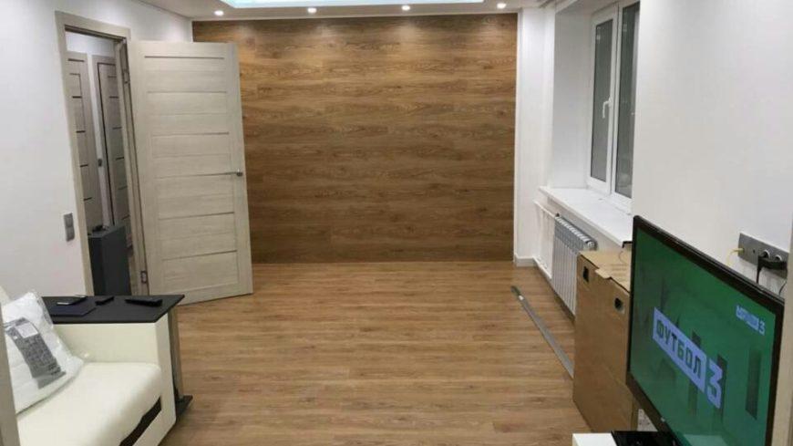 2 ремонт квартиры в Москве на Халтуринской